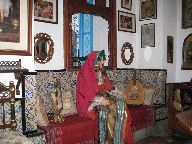 Музей традиционной одеждый в Монастире