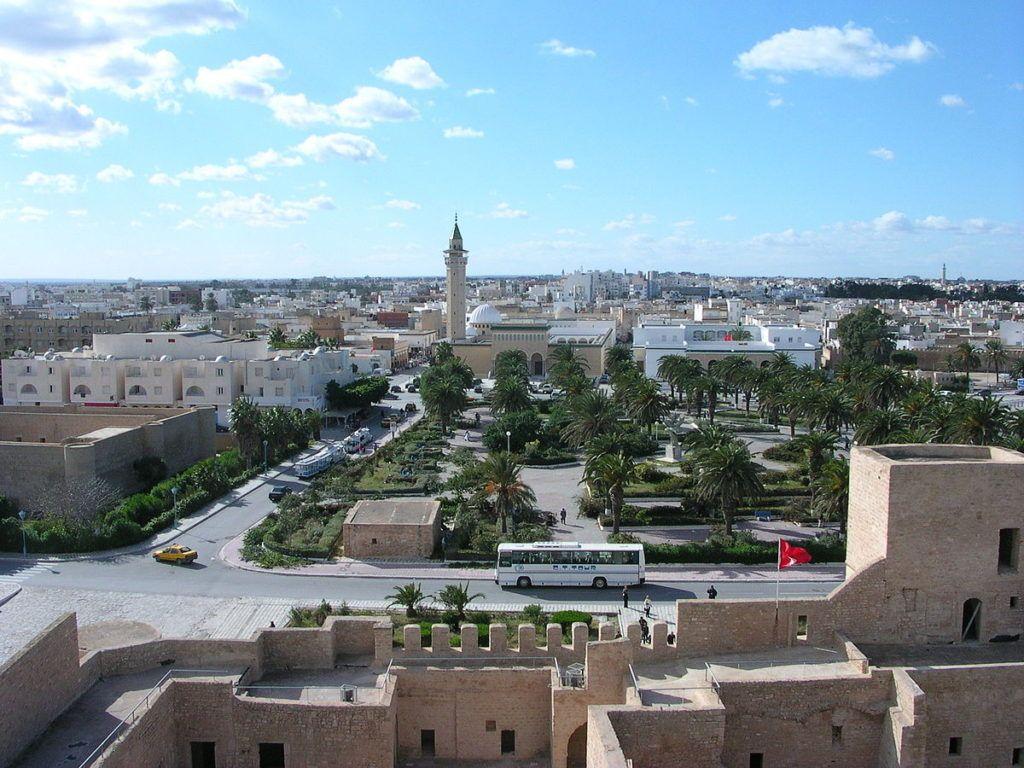 Медина Монастира, Тунис