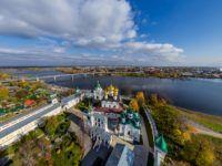 Кострома – жемчужина в золотом кольце России