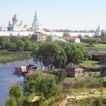 Город Александров во Владимирской области