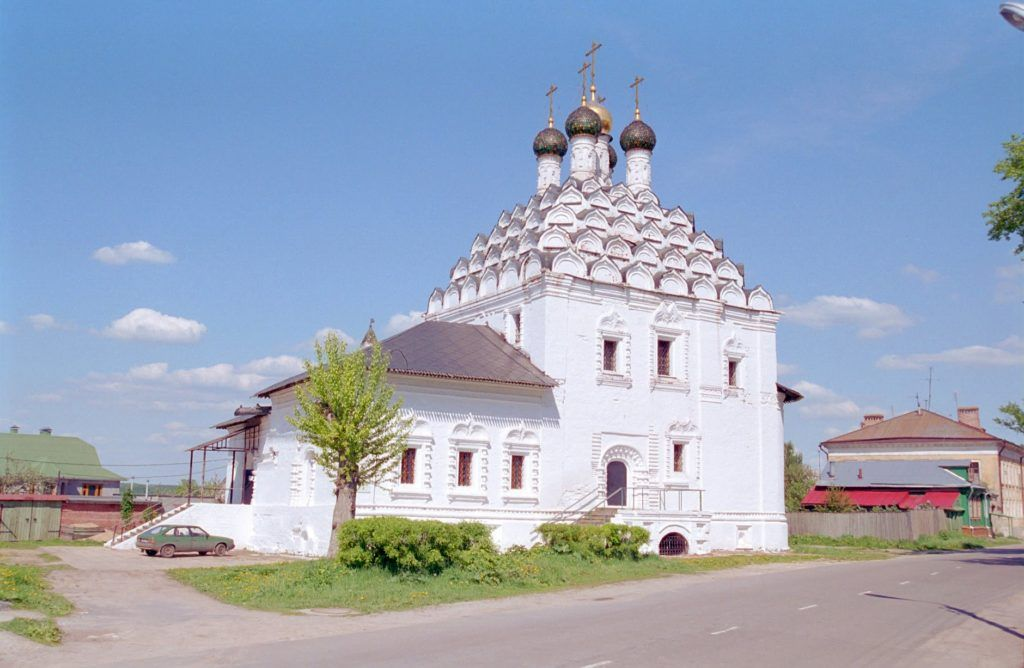 г.Коломна, Церковь Николы