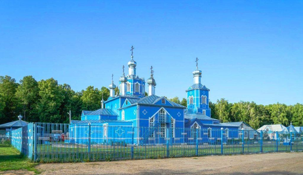 Храм Авраамия Болгарского, Булгары, Татария