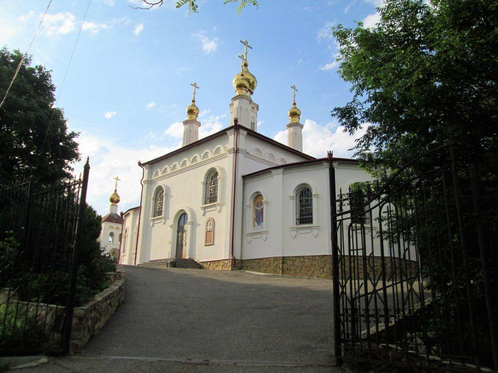 Церковь Св. княгини Ольги Равноапостольной в Железноводске