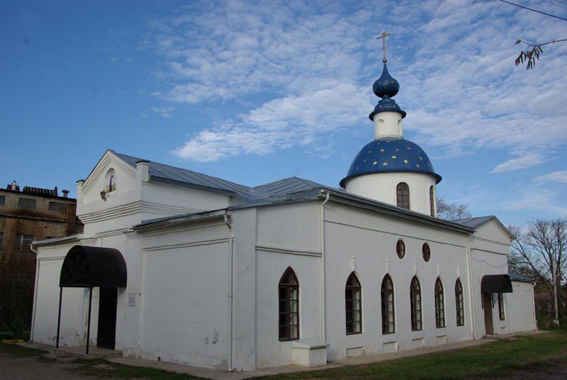 Боголюбский храм в Александрове