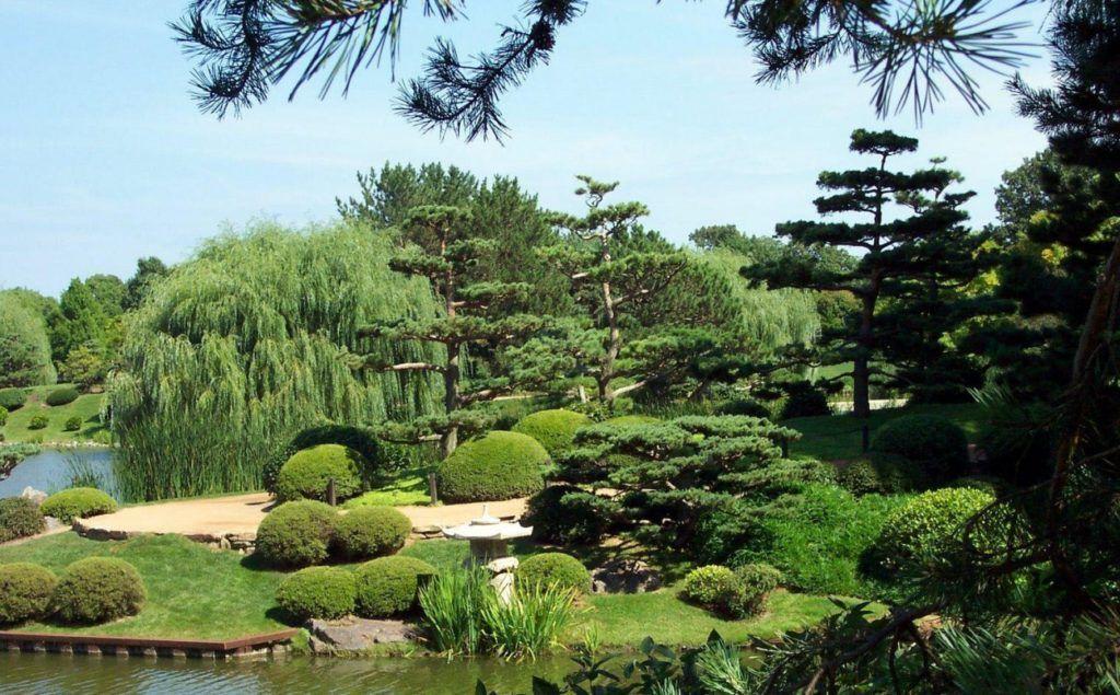 Ботанический сад Чикаго