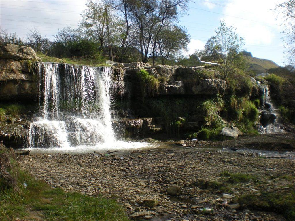 Водопад Лермонтова близ Кисловодска