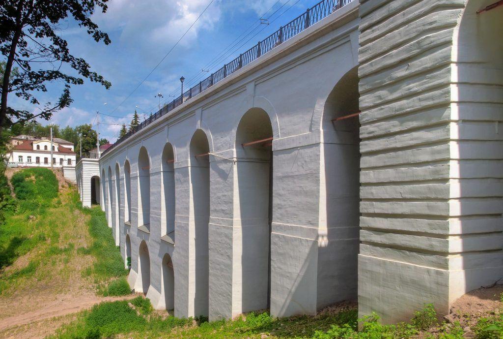 Большой Каменный мост в г.Калуга