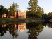 Колпино – прекрасный город на реке Ижора