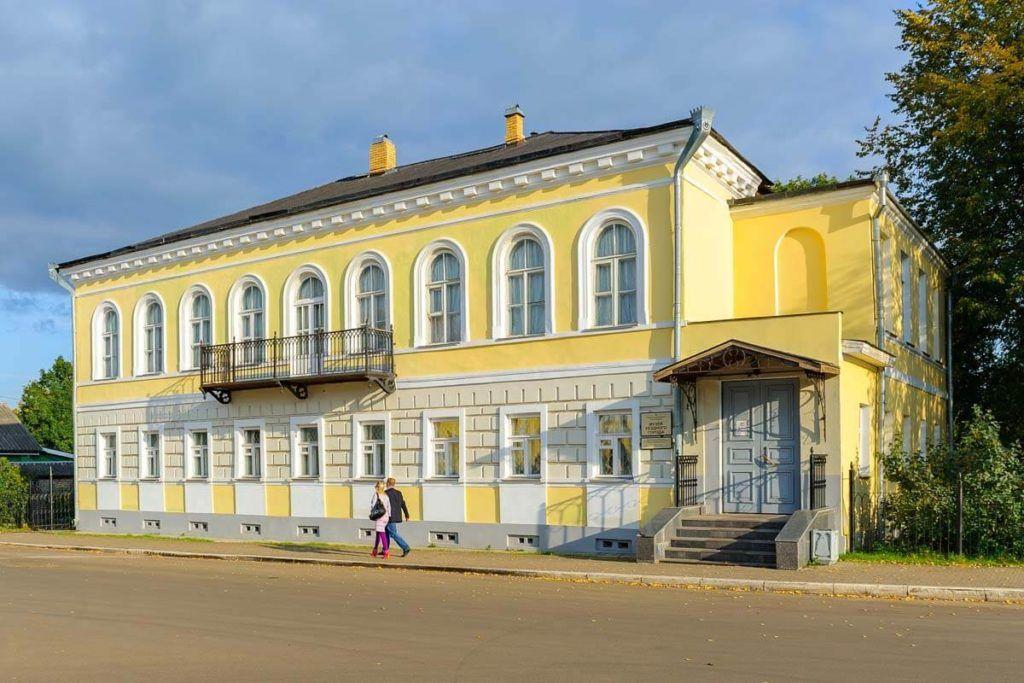 Музей уездного города Валдая