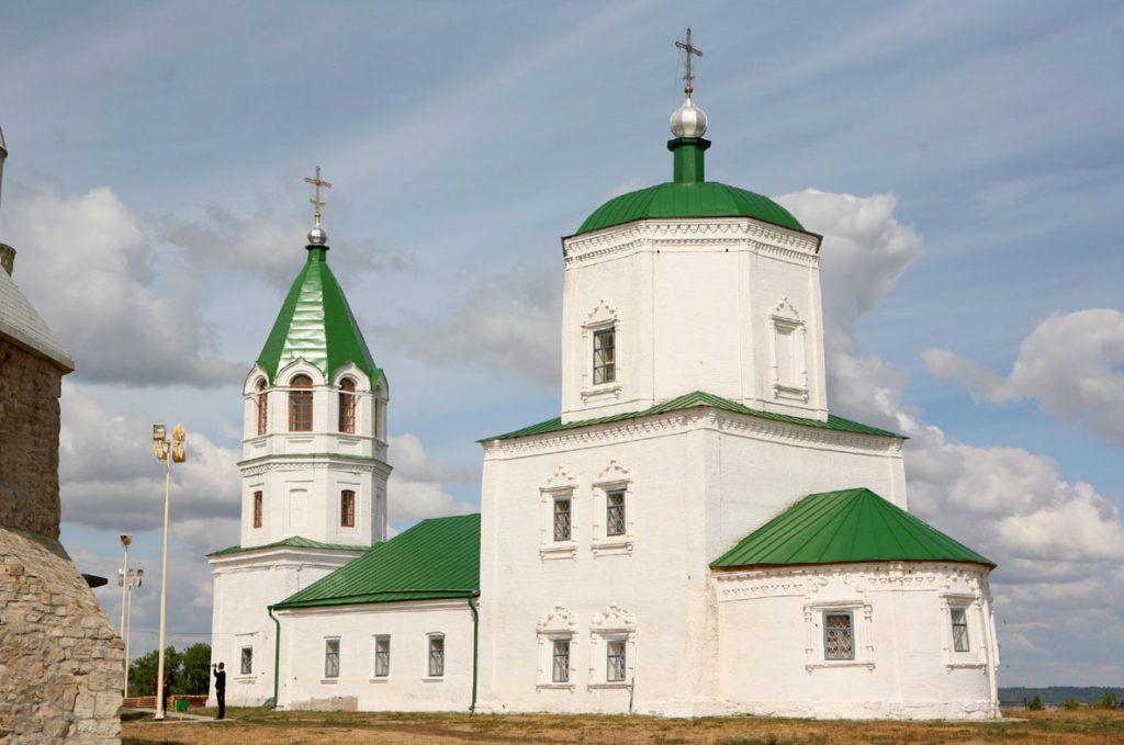 Церковь Успения Пресвятой Богородицы в Великих Булгарах