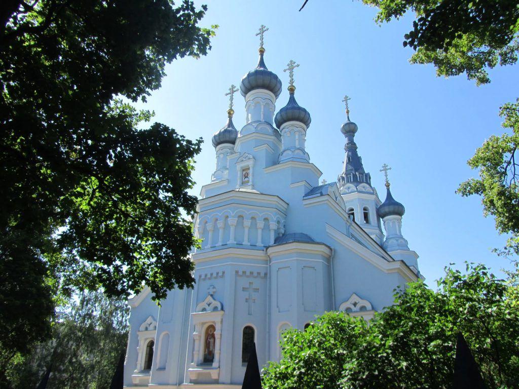 Владимирский собор в Кронштадте