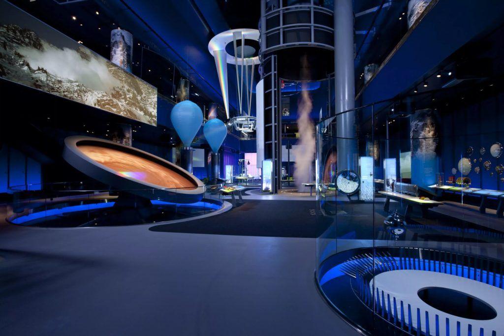 Музей науки и промышленности в Чикаго