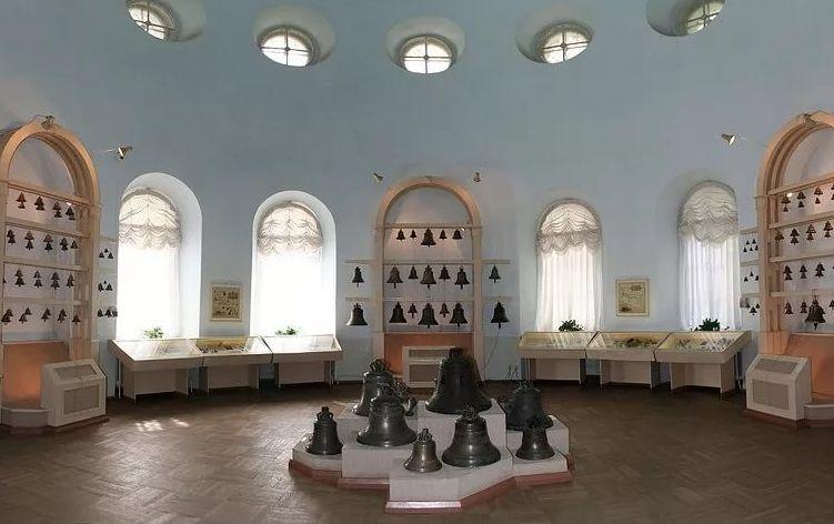 Музей колоколов в Валдае
