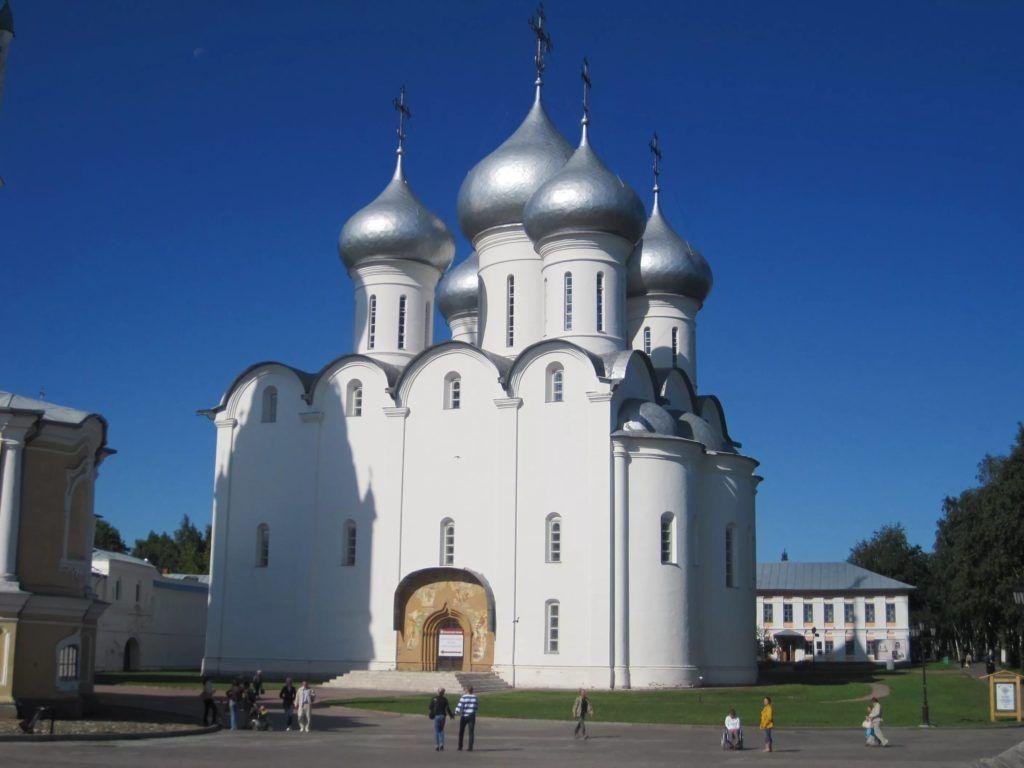 Софиевский собор в Вологде