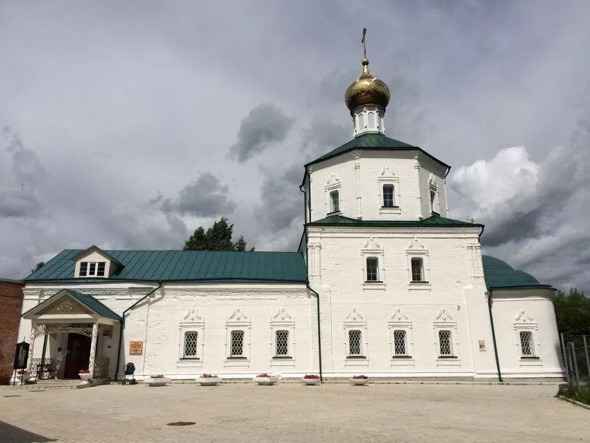 Церковь Воскресения Христова в городе Клин