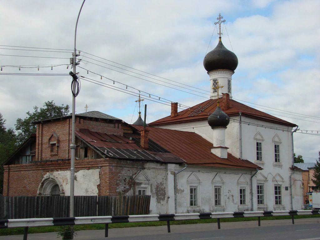 Храм Казанской иконы Богоматери в Вологде