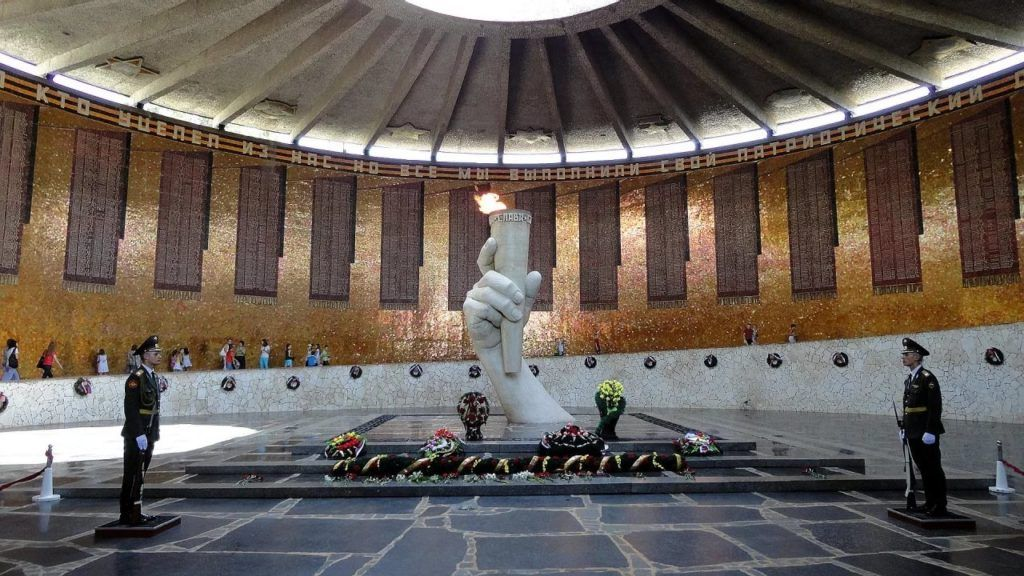 Зал воинской славы, Мамаев Курган, Волгоград