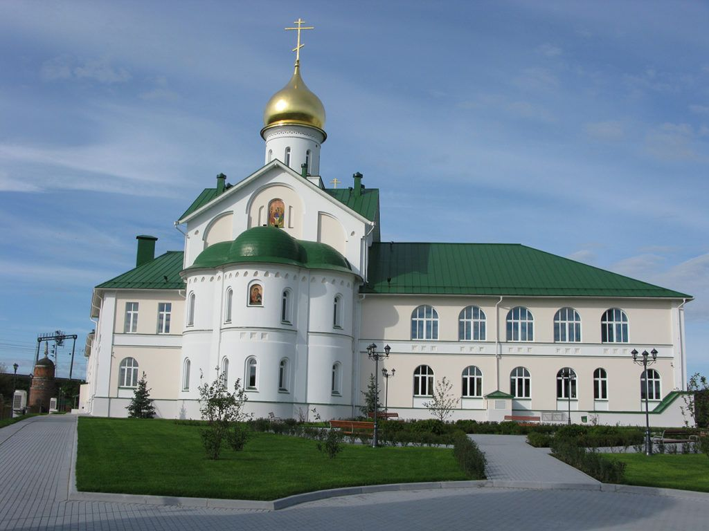 г.Коломна, Старо-Голутвин мужской монастырь