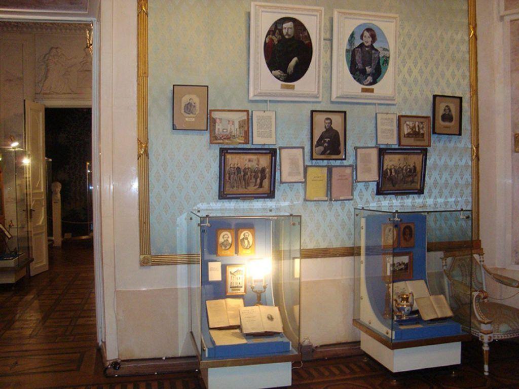Областной краеведческий музей в г.Калуга