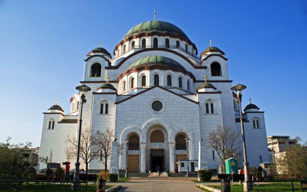 Сербия, Белград, Храм Святого Саввы