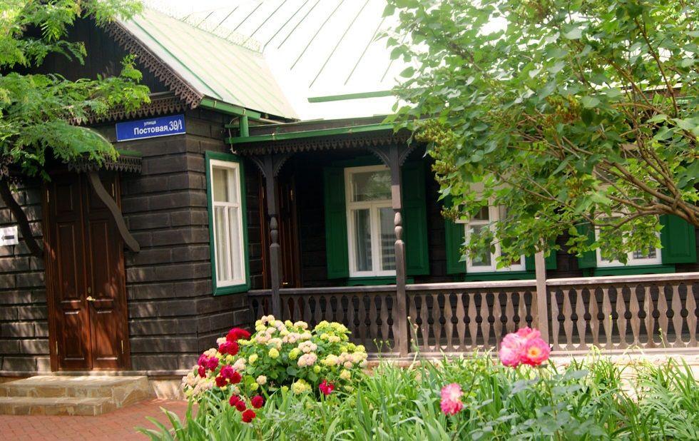 Литературный музей в Краснодаре