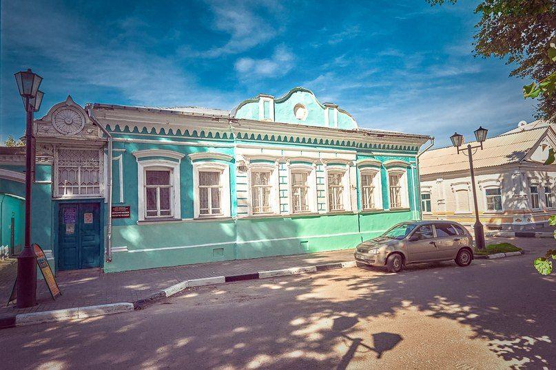 Детский музей на Купеческой, Городец