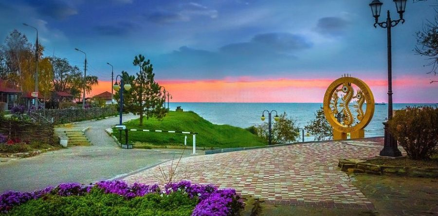Солнечный Ейск на Азове: как интересно отдохнуть всей семьей