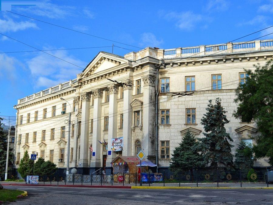 Южный музей океанографии и рыбного хозяйства, город Керчь
