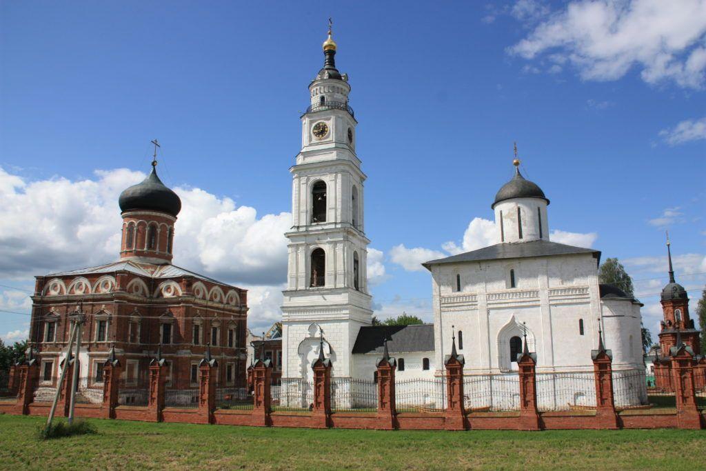 Кремль города Волоколамск