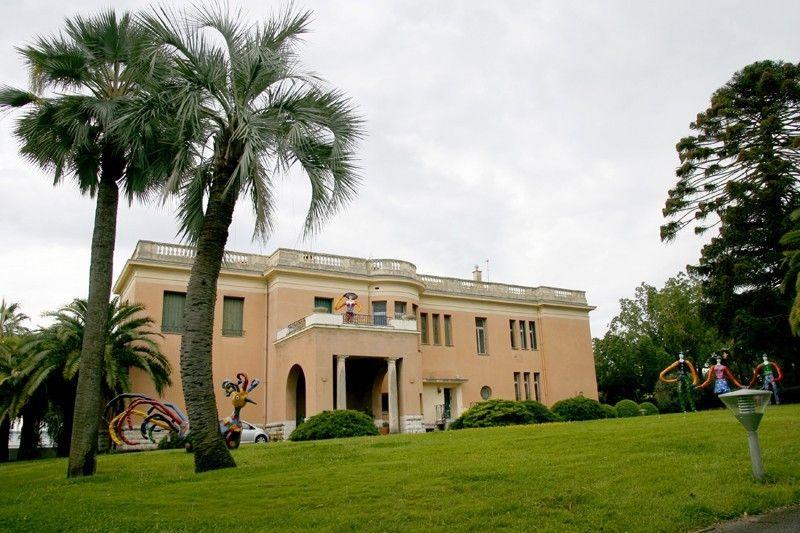 Музей наивного искусства Анатолия Жаковского в Ницце
