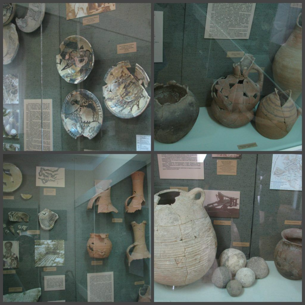 Крым, Алушта, Краеведческий музей