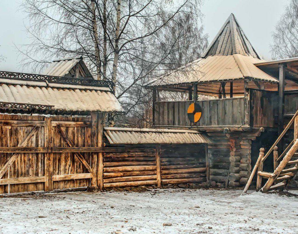 г.Петербург, Выборг, Тематический парк усадьба «Сваргас»