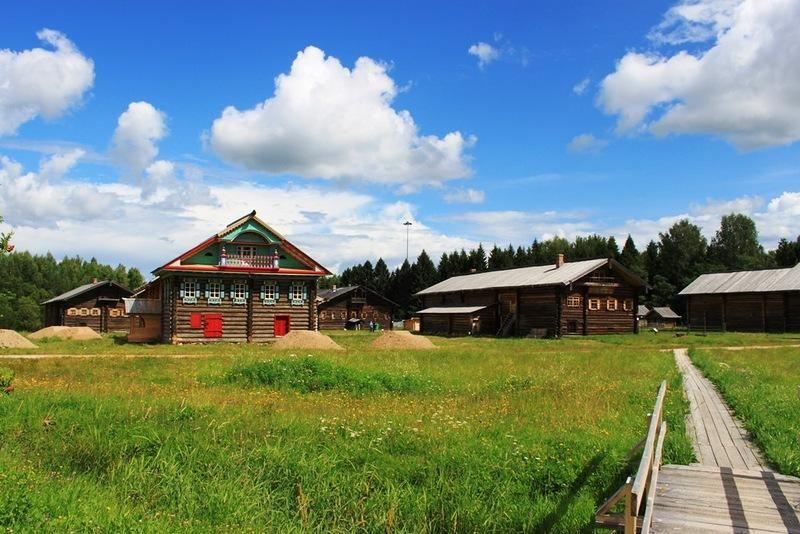 Вологодский архитектурно-этнографический областной музей