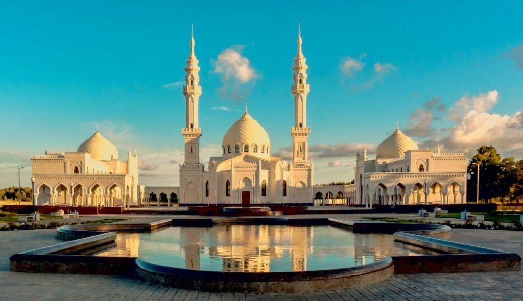 Белая мечеть в Болгаре, Татарстан