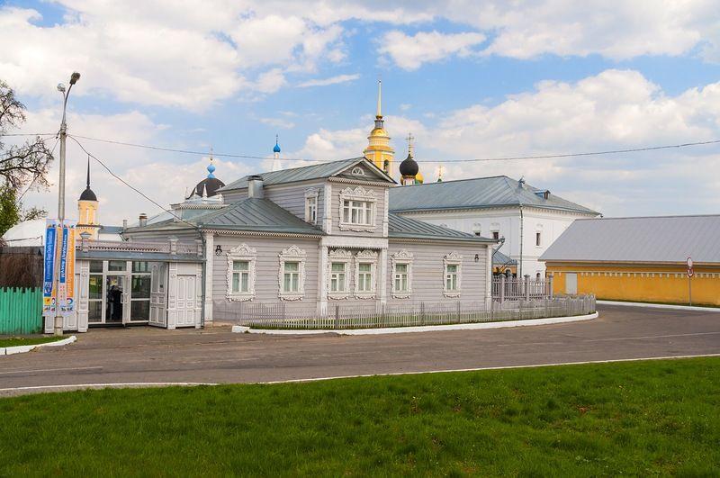 Музей органической культуры в Коломне