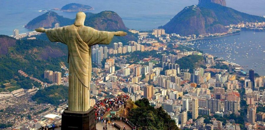 В поисках праздника отправляемся в Рио-де-Жанейро