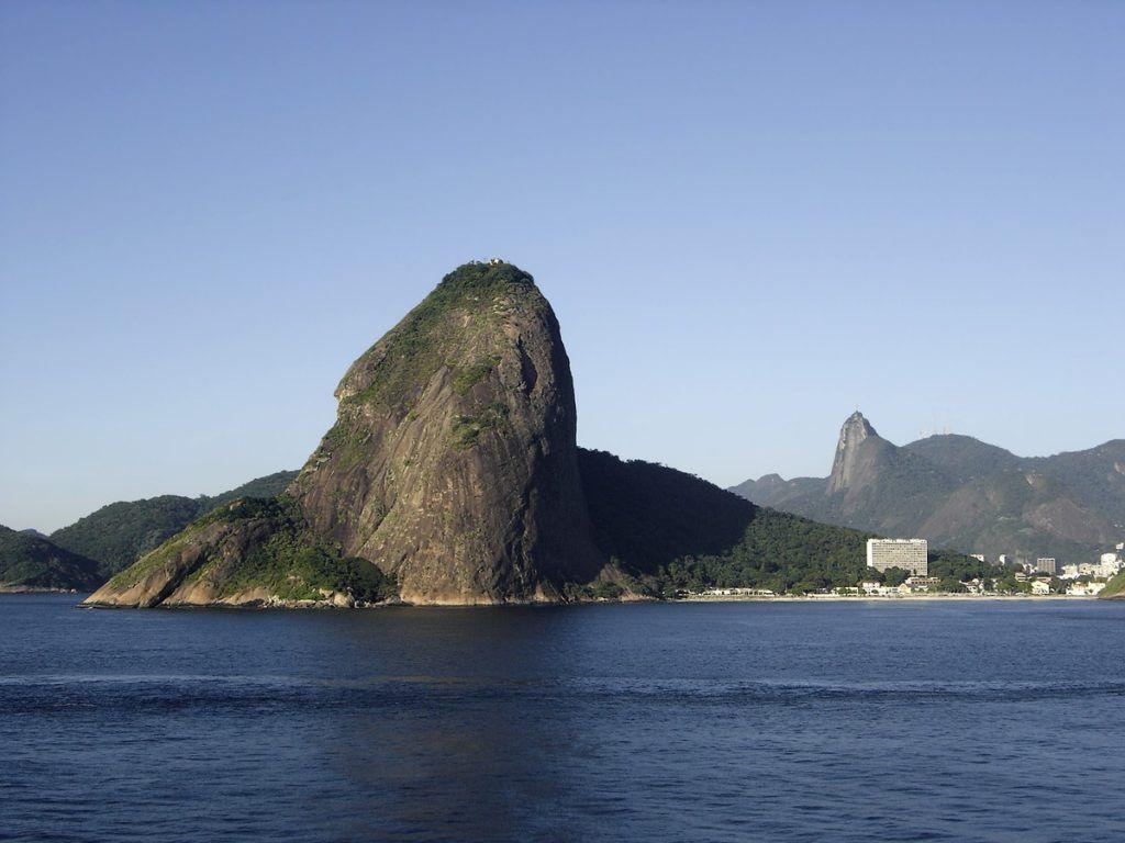 Бразилия, Рио Де Жанейро, Сахарная Голова