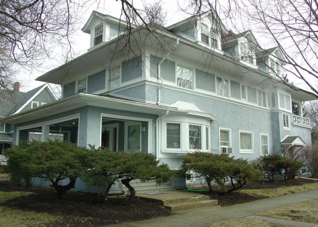 Дом-музей Хемингуэя в Чикаго
