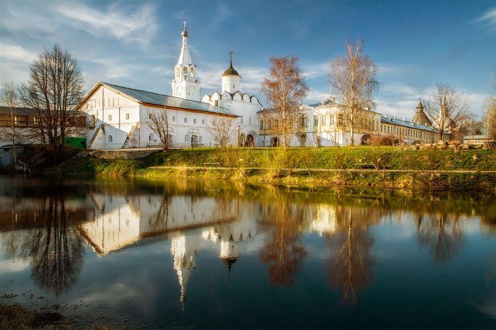 Спасо-Прилуцкий мужской монастырь Св. Дмитрия в Вологде