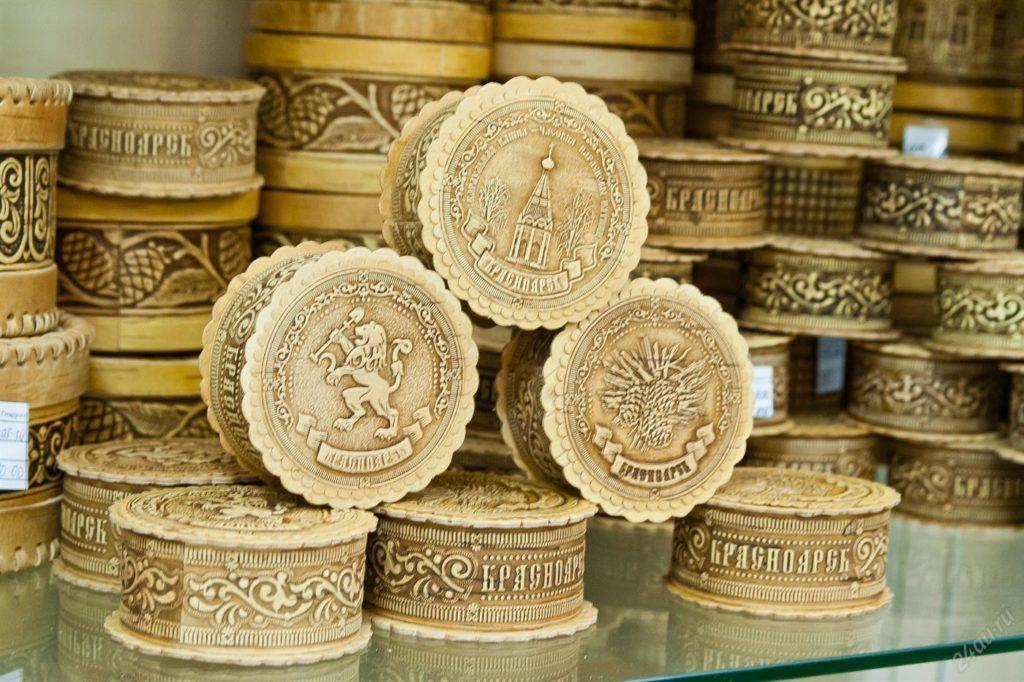Красноярские сувениры