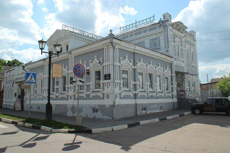 Музей пряников в Городце