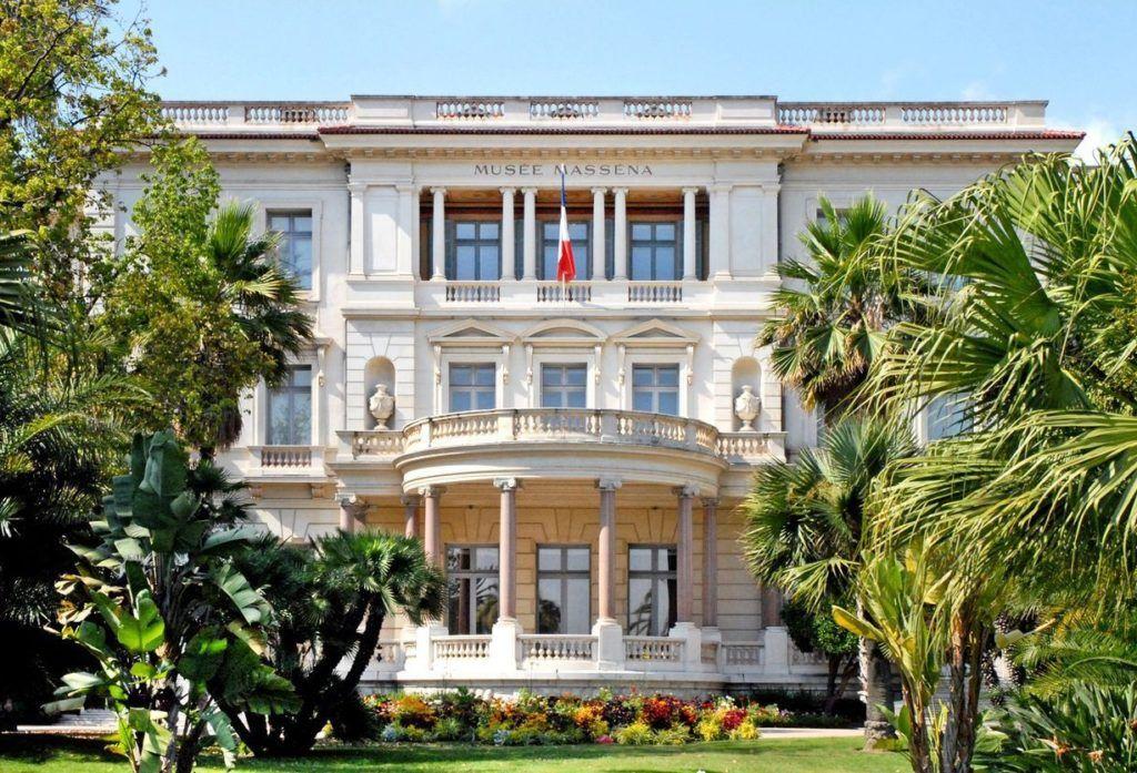 Дворец Массена в Ницце, Франция