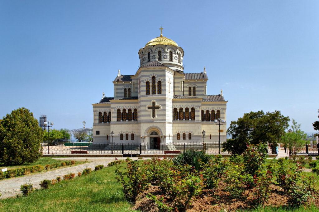 Адмиралтейский собор св. Владимира в Севастополе