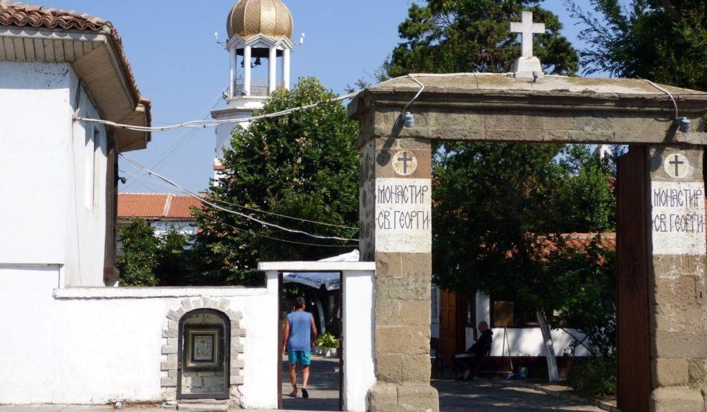 Монастырь Святого Георгия в Поморие