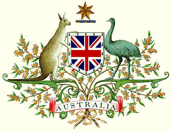 Герб Австралийского Союза