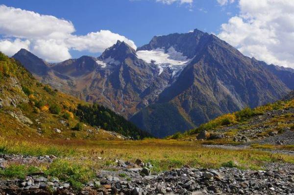 Горы Краснодарского края