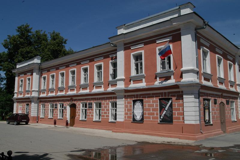 Театр «Бенефис», г. Елец