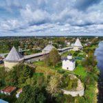 Село Старая Ладога