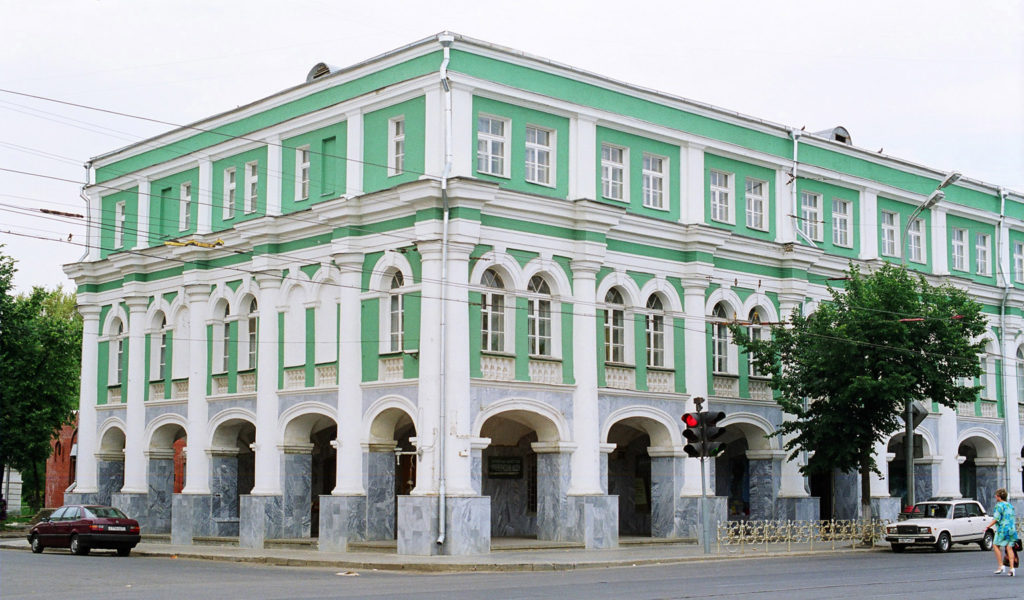 Орловский гостиный двор