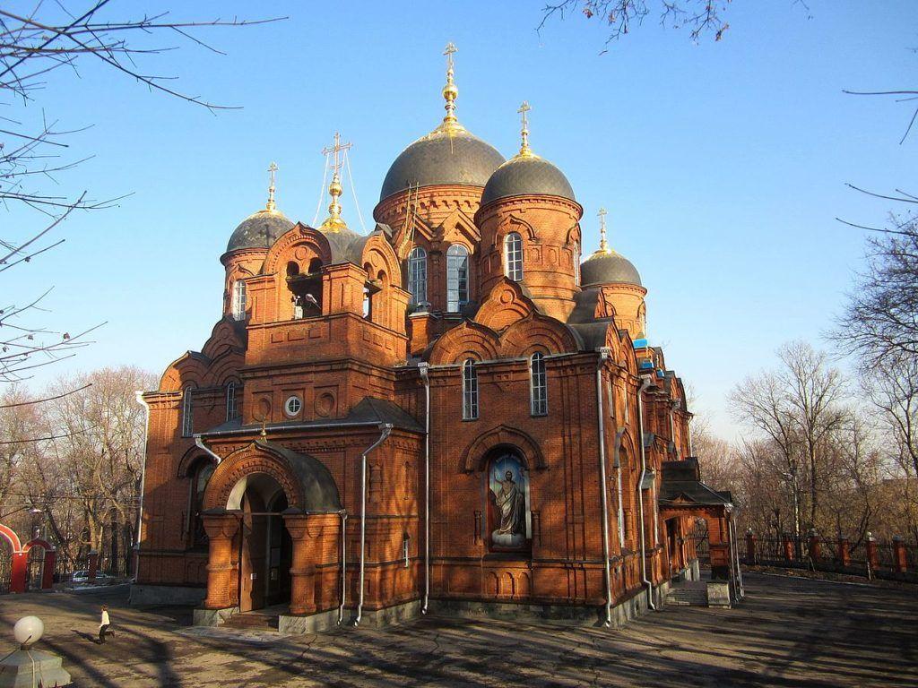 Успенский кафедральный собор в Пензе